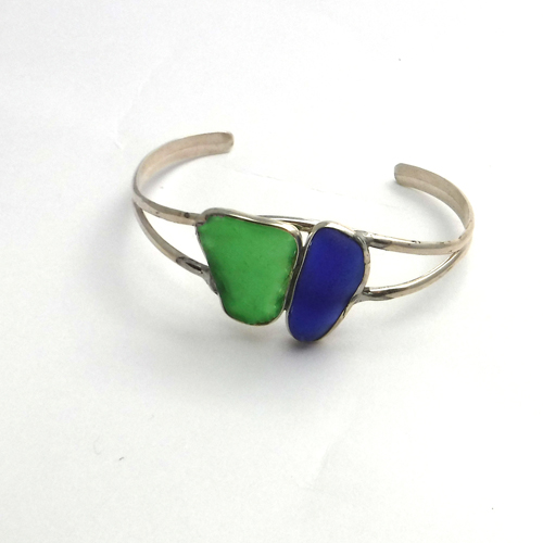 blue and green bracelet 1