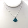 dainty turquoise necklace 5