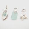 interchangeable sea glass earrings3