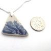 pottery sea glass necklace 3