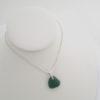 teal sea glass neckace 5