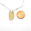 yellow sea glass 3