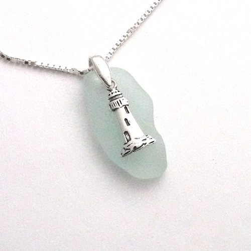 sky blue sea glass 1