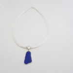 cobalt blue sea glass necklace 3_edited-1