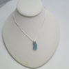 dainty wedgwood blue sea glass necklace5