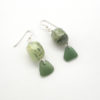green earrings 3