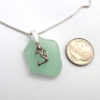 Mermaid Sea Glass Necklace 3