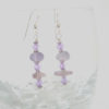 lavendar earrings 7