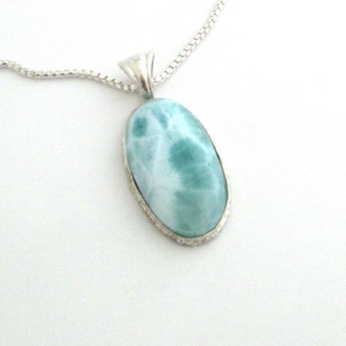 larimar necklace 1