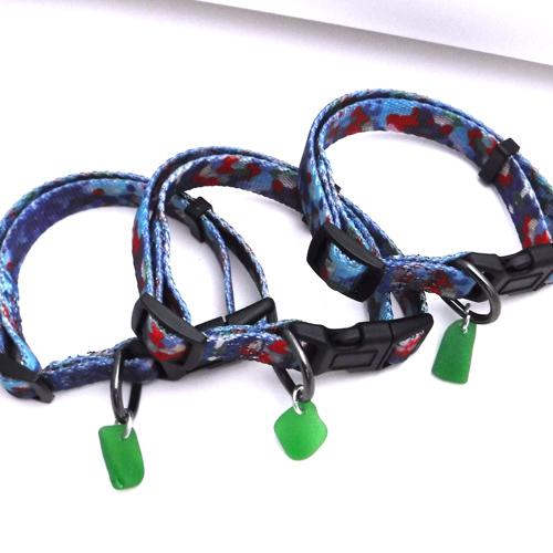 3 collars 3
